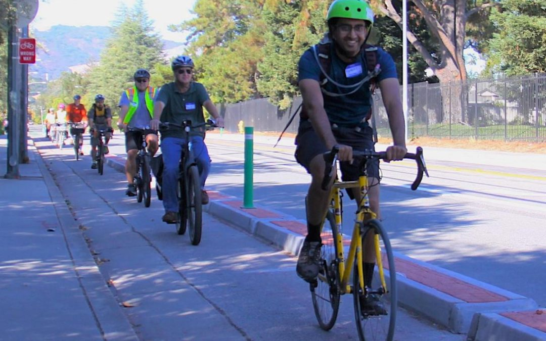 If You Build It, They Will Walk, Bike, and Thrive