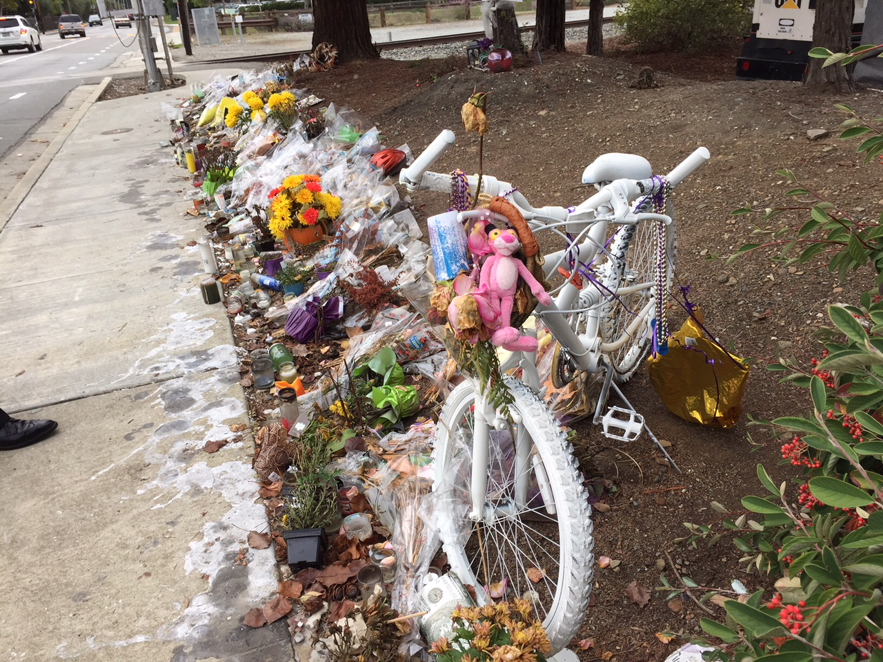 "KQED News – ""A Young Cyclist's Death Spurs Changes"""