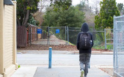 Please sign the Petition to Support the Proposed Regnart Creek Trail Project