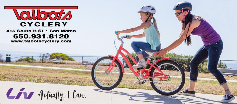 Talbott's Spring Bike Ride Listing