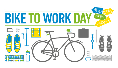 Silicon Valley Bike to Work Day Thursday May 11th.