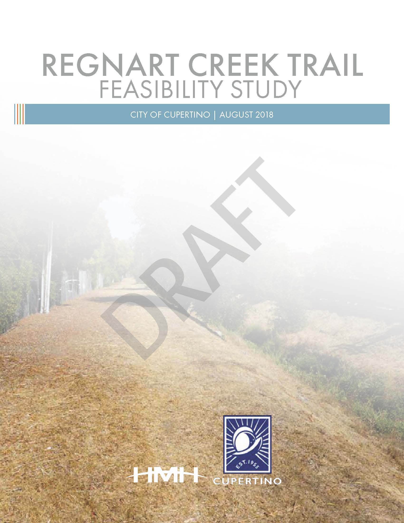Regnart Creek Trail Administrative Draft Plan is Now Online