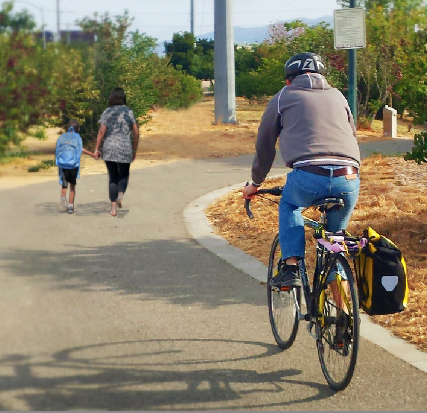 Should Neighbors Close To Bike Trails Worry About Crime?