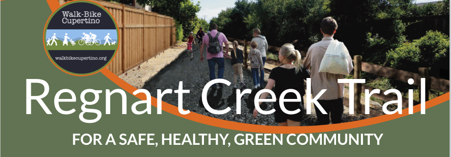 Regnart Creek Trail – City Update