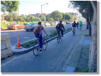 Stevens Creek Boulevard Separated Bike Lanes Project Update