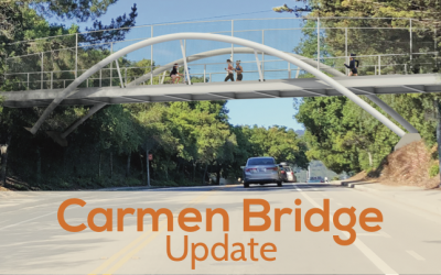 Carmen Bridge Project Endorsed by Local PTA and PTSA