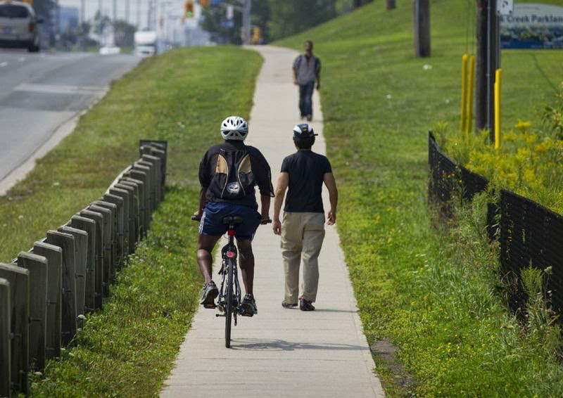 Your age can determine dramatically if you will be in a pedestrian or cyclist crash