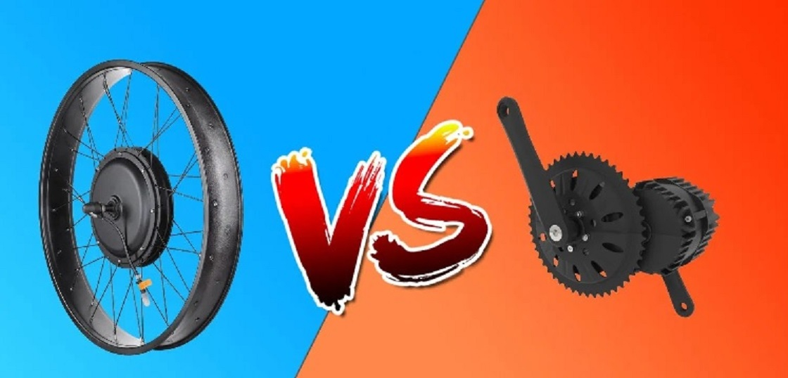 Electric bicycle hub motors vs mid-drive motors: Which should be on your next e-bike?