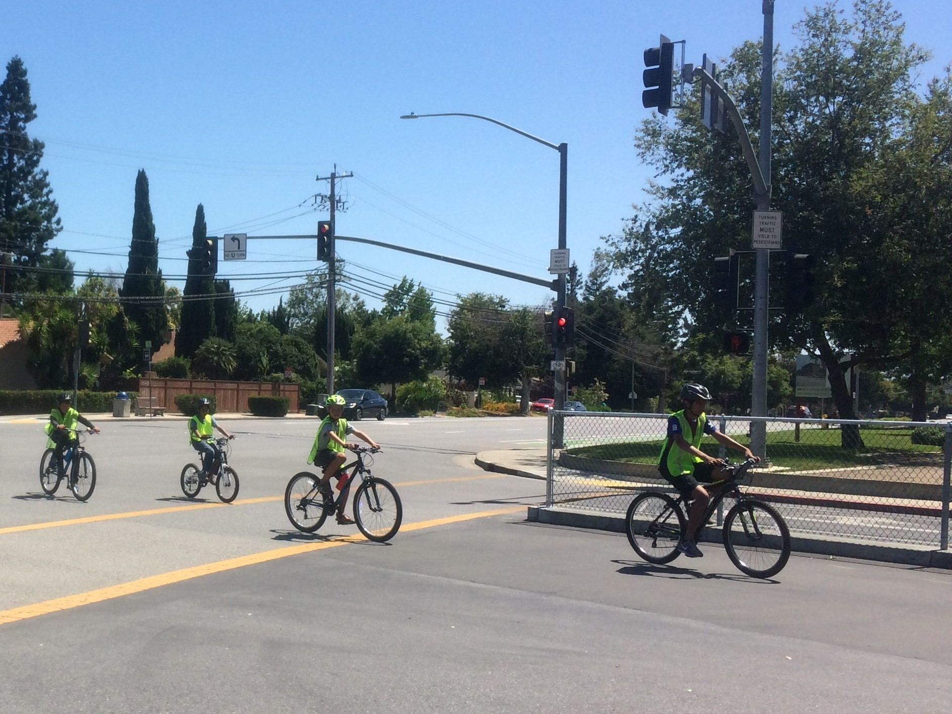 Special Bike Camp Opportunity for Middle Schoolers