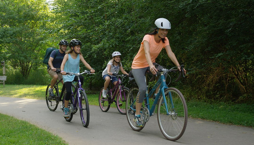 Sharpen your Biking Skills (or learn to ride!) at any age