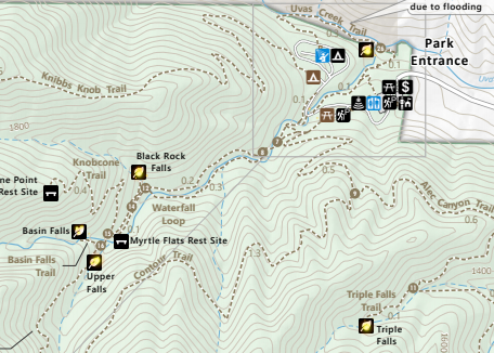 Trail Review: Uvas Canyon County Park