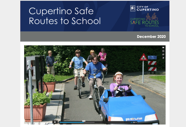 Safe Routes to School December Newsletter