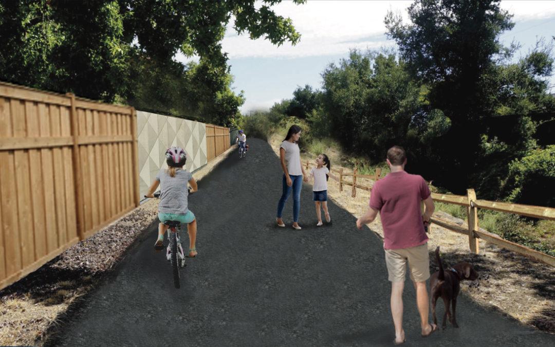 Regnart Creek Trail Update