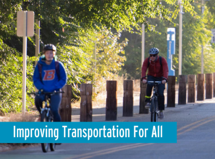 Senate Release Transportation Draft with Good news for Bicycling and Walking