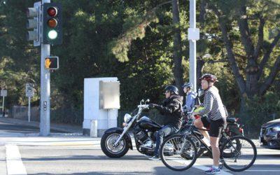 Los Altos officials hear cyclists' Foothill Expressway concerns