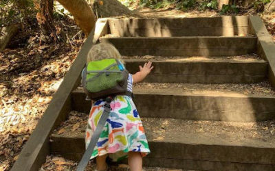 Joy of Walking with Young Children