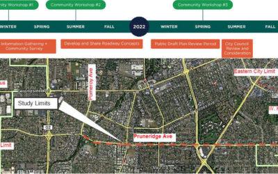 Pruneridge Avenue Complete Streets Plan
