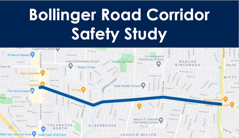 Bollinger Road Corridor Safety Study