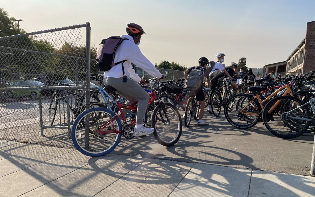 Bike for Boba Day a Big Hit