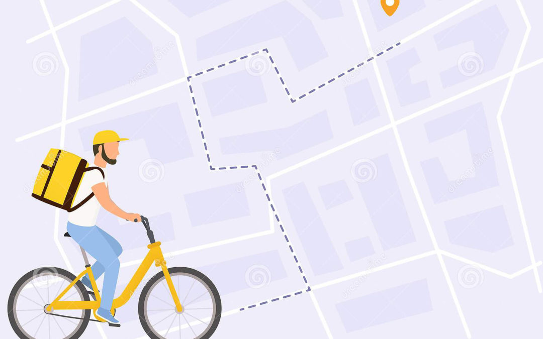Safety Tip #1: Choosing a Bike Route